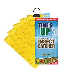 Time's Up Greenhouse Insect Catcher