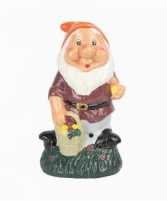 Motion Activated Whistling Gnome