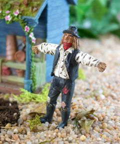 Miniature Traditional Scarecrow