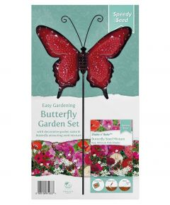 Butterfly Stake With Free Seeds