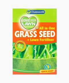 All in One Grass Seed 375g