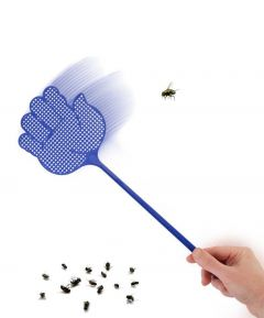 Fly Swatters - Pack of 5