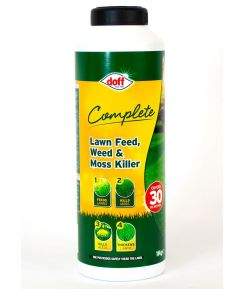 3 In 1 Weed, Feed & Moss Killer