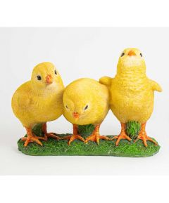 3 Chicks Ornament