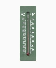 Thermometer with Key Hiding Place