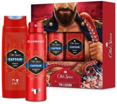 Old Spice Captain Gift Set
