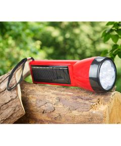 Red Solar Torch