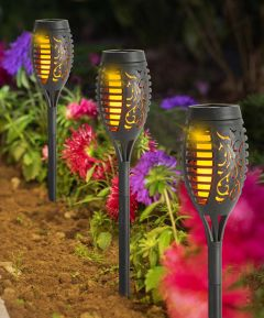 Flame Effect Solar Light