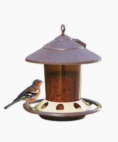 Hanging Bird Feeder - Set of 2