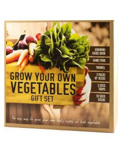 Grow Your Own Vegetables Gift Set