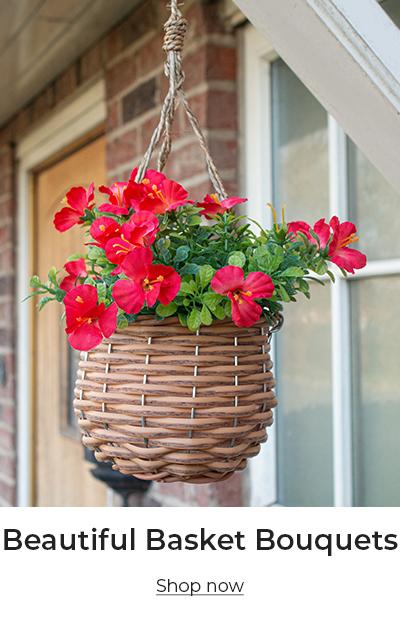 Hanging Basket Blossom